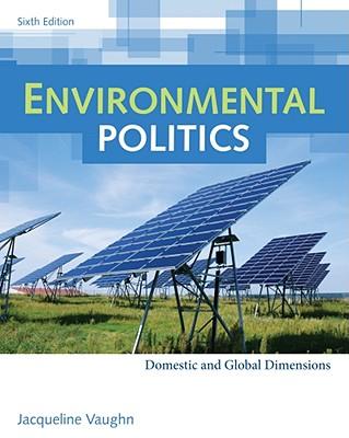 Environmental Politics By Vaughn, Jacqueline